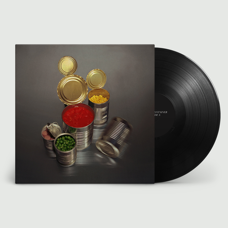 The Wants: Container: Black Vinyl