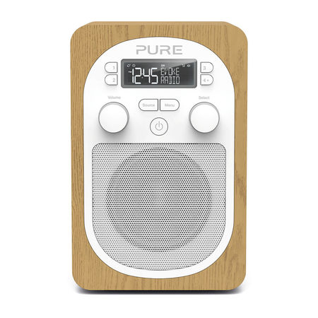 Pure: Evoke H2, Oak EU/UK