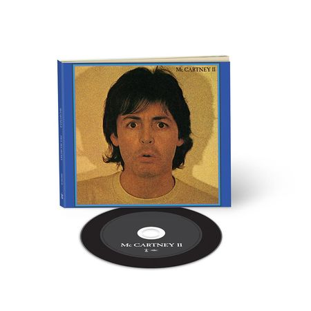Paul McCartney: McCARTNEY II – CD Digipack