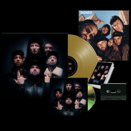 KURUPT FM: THE GREATEST HITS (PART 1): CD, CASSETTE + SIGNED GOLD VINYL