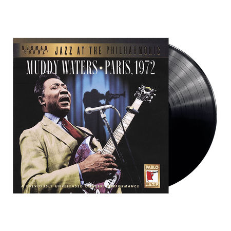 Muddy Waters: Paris 1972 (12