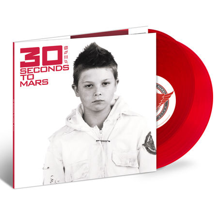 Thirty Seconds To Mars: Thirty Seconds To Mars (Red Vinyl) (2LP)
