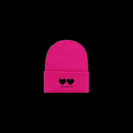 Yungblud: Black Hearts Club Pink Beanie