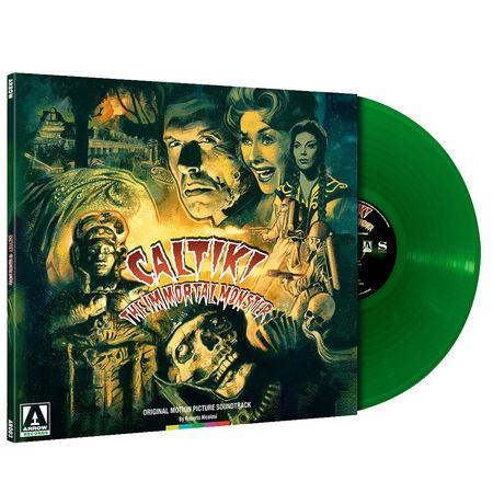 Original Soundtrack: Caltiki The Immortal Monster
