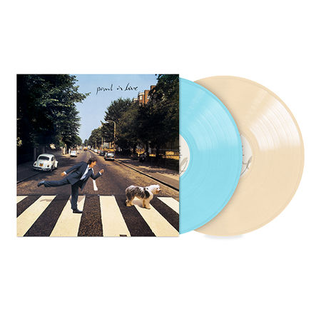 Paul McCartney: Paul Is Live – Colour 2LP