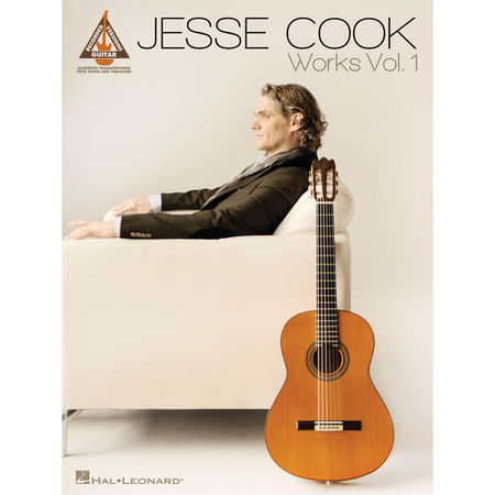 Jesse Cook: Works Vol. 1 - Guitar Tabs