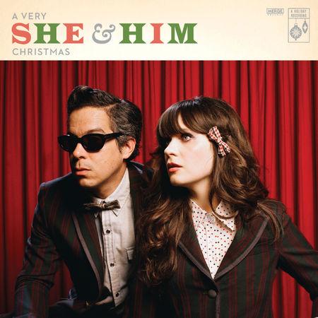 She & Him: A Very She & Him Christmas: CD