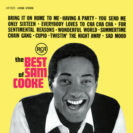 Sam Cooke: The Best of Sam Cooke: Vinyl LP