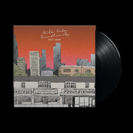 Scott Lavene: Milk City Sweethearts: LP