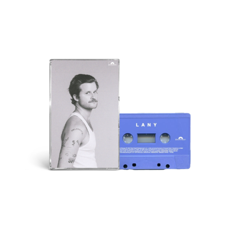 """LANY: """"mama's boy"""" collectible cassette 2/4: jake"""