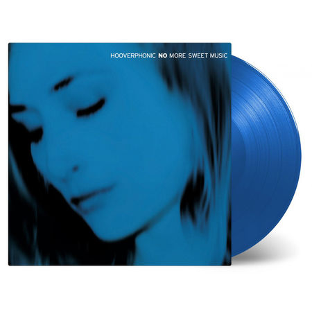 Hooverphonic: No More Sweet Music: Limited Edition Blue Vinyl