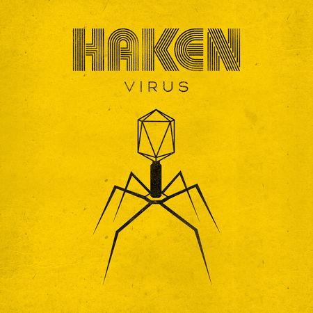 Haken: Virus: Limited 2CD