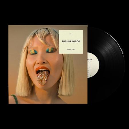 Various Artists: Future Disco Dance Club: Black Vinyl 2LP