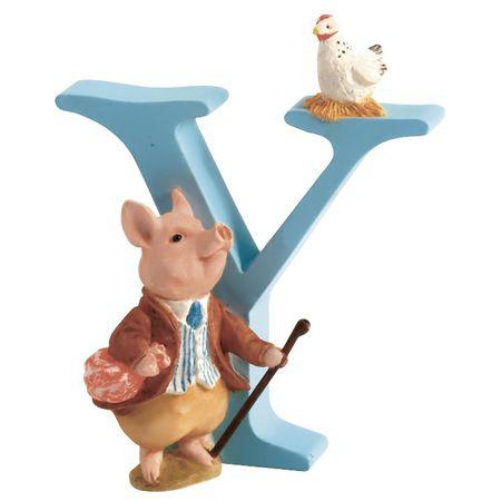 Pigling Bland: Alphabet Letter Y - Pigling Bland