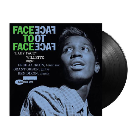 Baby Face Willette: Face To Face (Tone Poet Series)