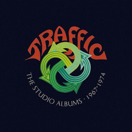 Traffic: The Studio Recordings 1967-74 (7LP Box)