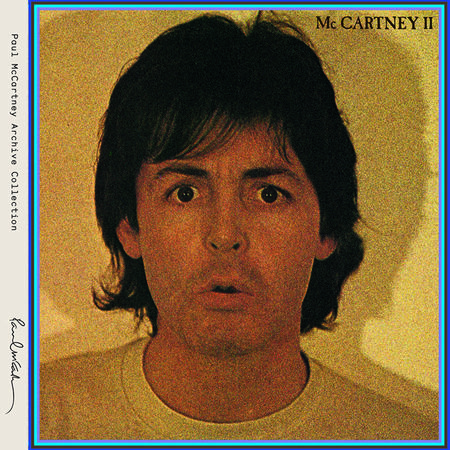 Paul McCartney: McCartney II (Deluxe Edition 3 CD + 1 DVD)