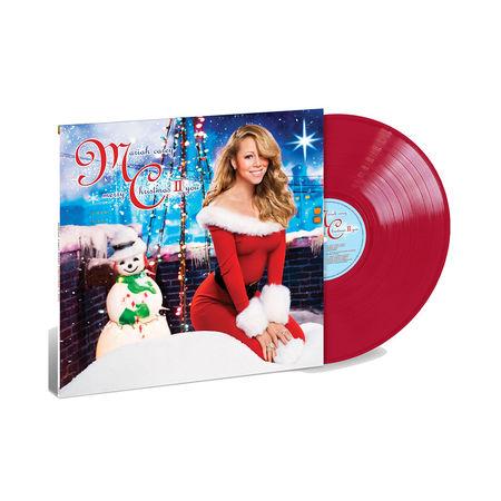 Mariah Carey: Merry Christmas II You: Exclusive Red Vinyl