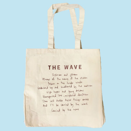 Tom Chaplin: Canvas Tote Bag