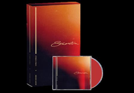 Shawn Mendes: SEÑORITA CD Single in Exclusive Packaging