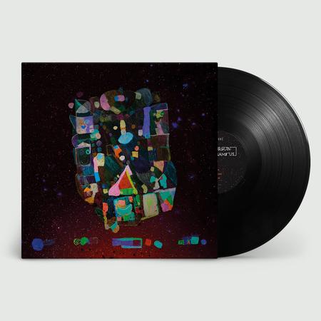 Little Dragon: New Me, Same Us: Black Vinyl