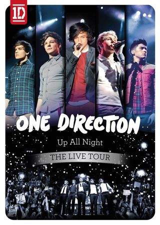 One Direction: DVD Up All Night - The Live Tour