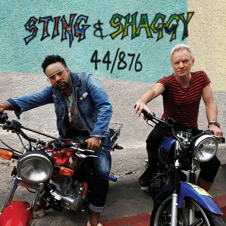 Sting And Shaggy: 44/876 (Deluxe)