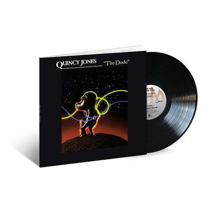 Quincy Jones: The Dude: Black Vinyl LP