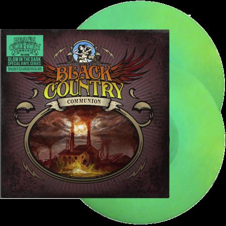 Black Country Communion: Black Country Communion: Limited Edition Glow In The Dark Vinyl