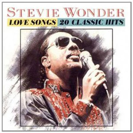 Stevie Wonder: Stevie Wonder: Love Songs 20 Classic Hits - CD