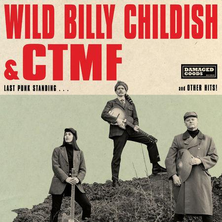 Billy Childish: Last Punk Standing: Limited Edition Random Red or Grey Vinyl