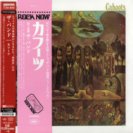 The Band: Cahoots: Platinum SHM-CD