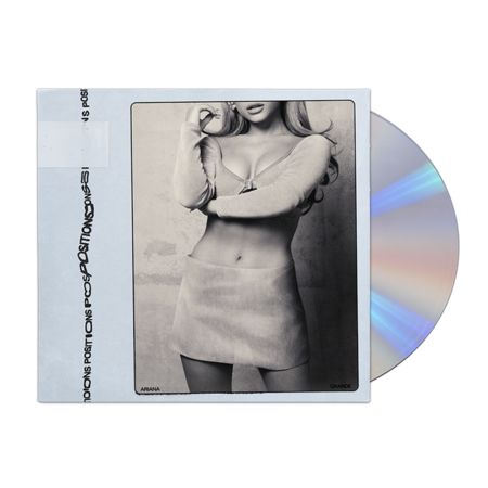 Ariana Grande: positions - limited cd single