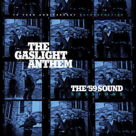 The Gaslight Anthem: The 59' Sound Sessions (Deluxe LP)