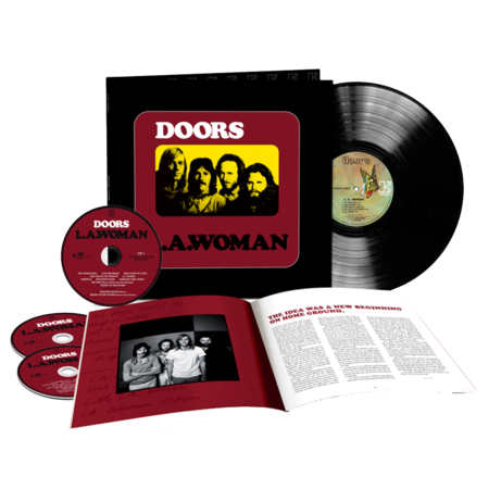 The Doors: L.A. Woman 50th Anniversary Deluxe Edition