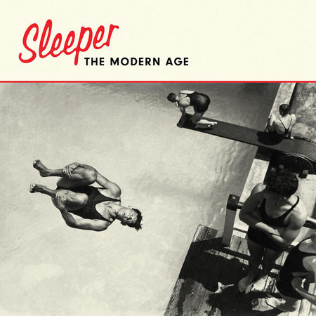 Sleeper: The Modern Age: Signed Limited Edition Red Vinyl