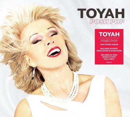 Toyah: Posh Pop: CD