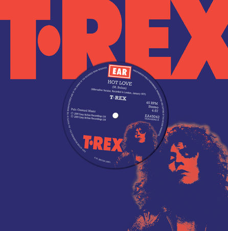 T. Rex: Hot Love: Limited Edition Red 7