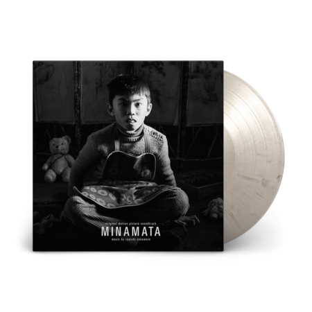 Original Soundtrack: Minamata: Limited Edition Black + White Marbled Vinyl 2LP