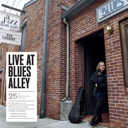 Eva Cassidy : Live At Blues Alley (25th Anniversary Edition): CD