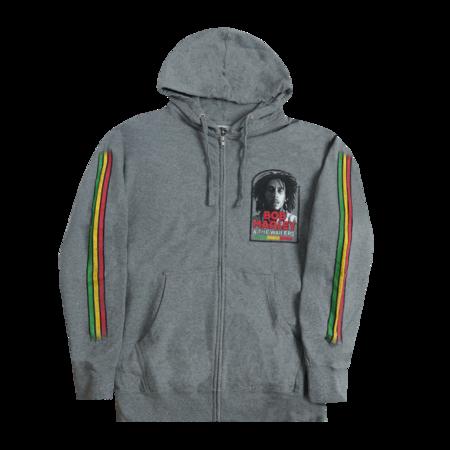 Bob Marley: Catch a Fire Manchester Tour Zip Hoodie