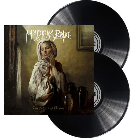 My Dying Bride: The Ghost Of Orion: Limited Edition Gatefold Double Vinyl + Exclusive Signed Insert