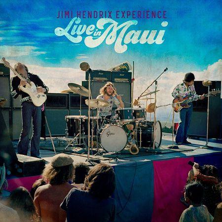 Jimi Hendrix Experience: Live in Maui: 2CD + Blu-Ray Set