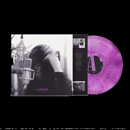 A.A. Williams : arco EP: Galaxy White + Purple Vinyl LP