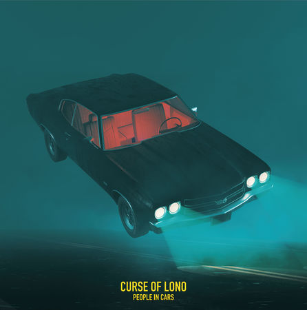 Curse Of Lono : People in Cars: CD