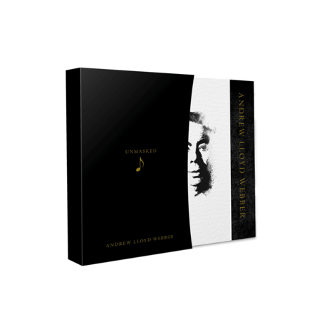 Andrew Lloyd Webber: Unmasked: Special Edition (Signed)