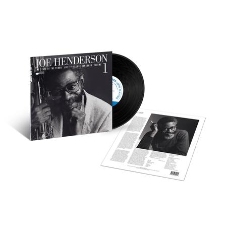 Joe Henderson: State Of The Tenor Vol.1 LP (Tone Poet Series)