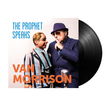 Van Morrison: The Prophet Speaks (LP)