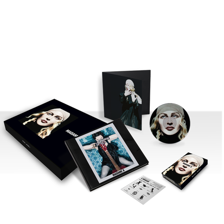 Madonna: Madame X INTL Deluxe Box Set