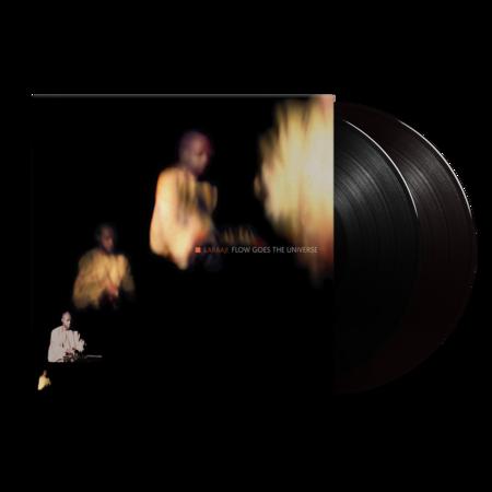 Laraaji: Flow Goes The Universe: Vinyl 2LP